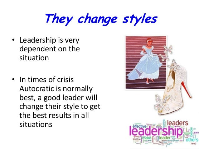 paternalistic leadership style