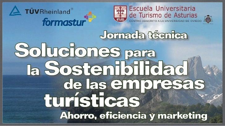 Sostenibilidad en la empresa turística: tendencias, retos y oportunidades