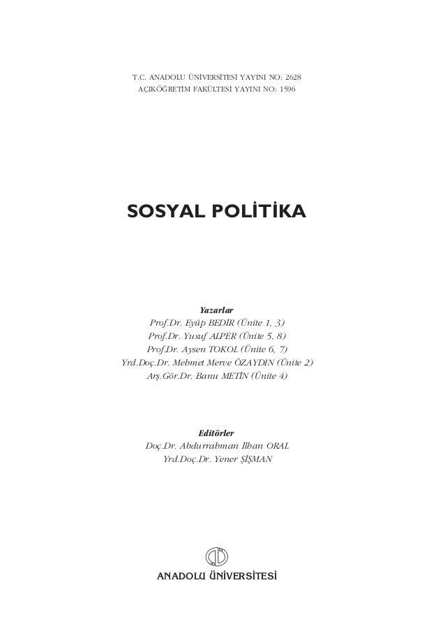 Vahdi Boydaş, Mensur Boydaş,Sosyal politika