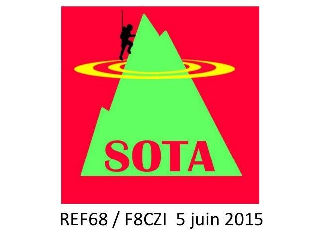 REF68 / F8CZI 5 juin 2015