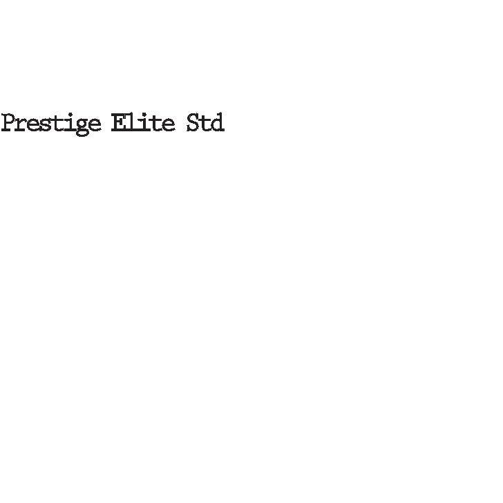 Prestige Elite Std