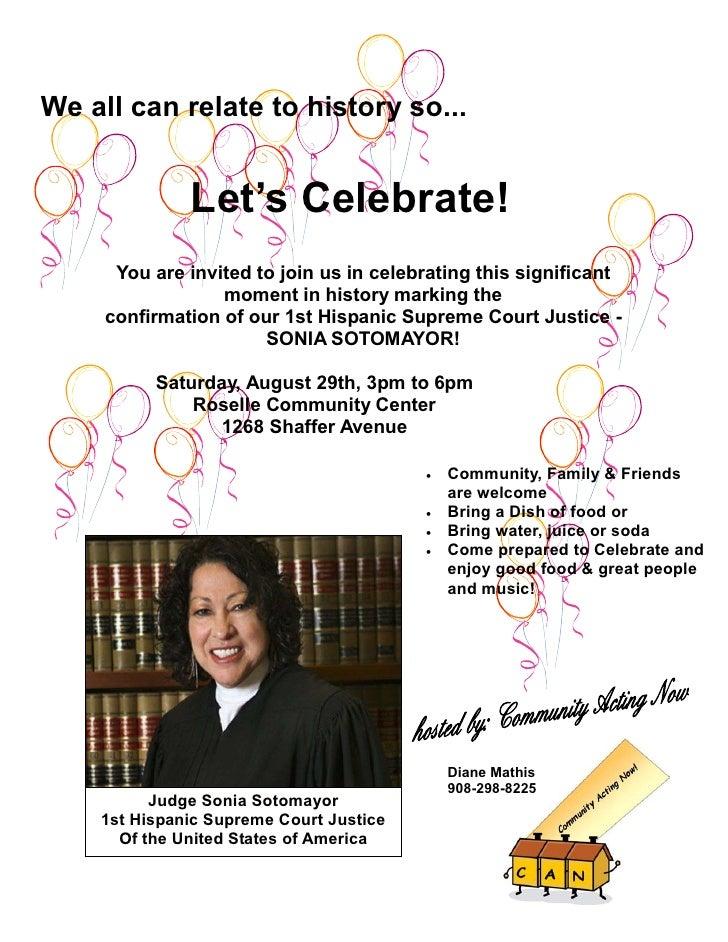 Sotomayor Celebration E Final
