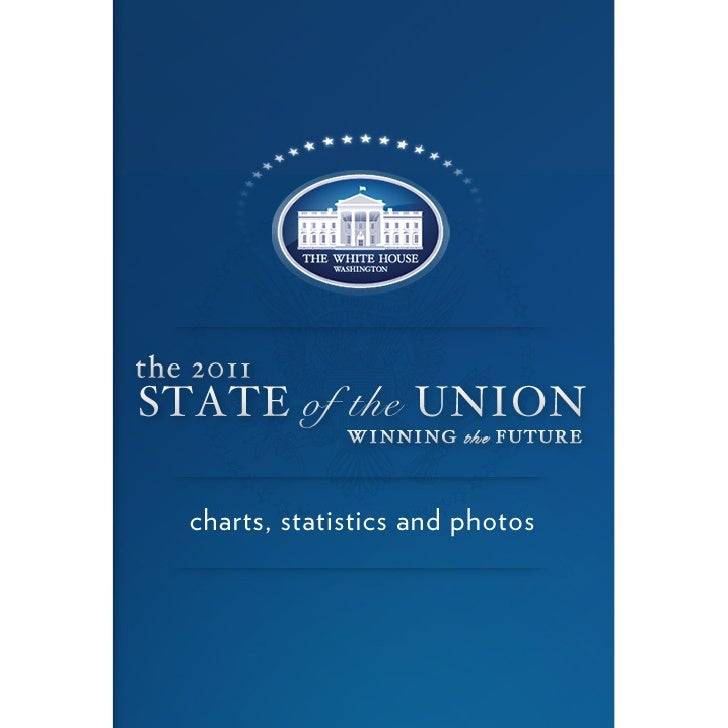 2011 Enhanced State of the Union Address Graphics