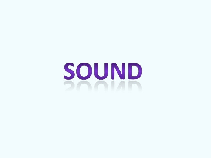 • Sound is an important component when creating a trailer as  audio comes before visual.• Sound can some from either come ...