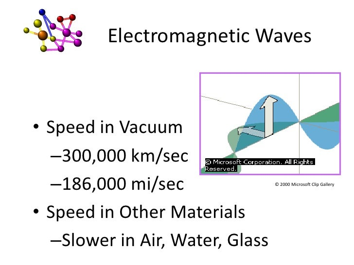 electromagnets and speed Electromagnetic radiation is a form of energy that includes radio waves, microwaves, x-rays and gamma rays, as well as visible light.
