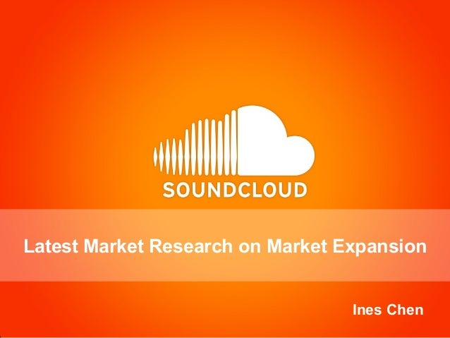 Latest SoundCloud Market Research on Vertical Expansion