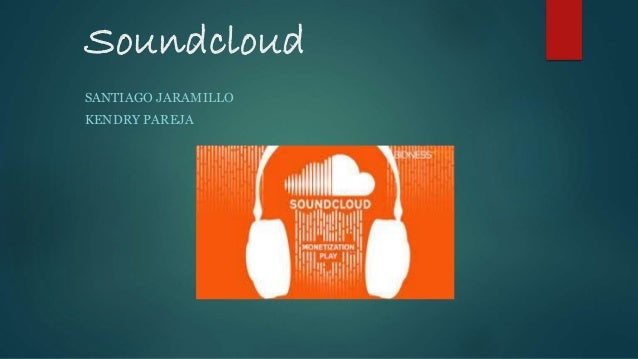 Soundcloud SANTIAGO JARAMILLO KENDRY PAREJA