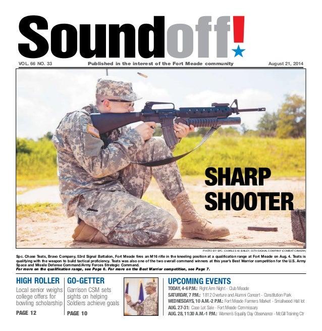 Sound Off August 21, 2014