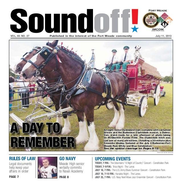 Soundoff july 11_2013