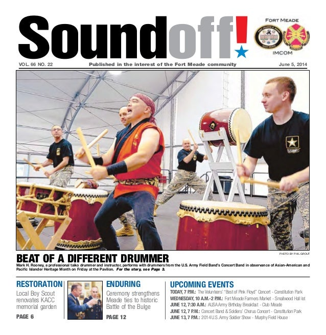 SoundOff June 5, 2014