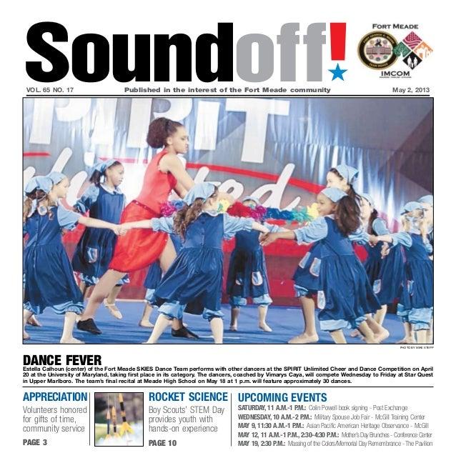 Soundoff May 2, 2013
