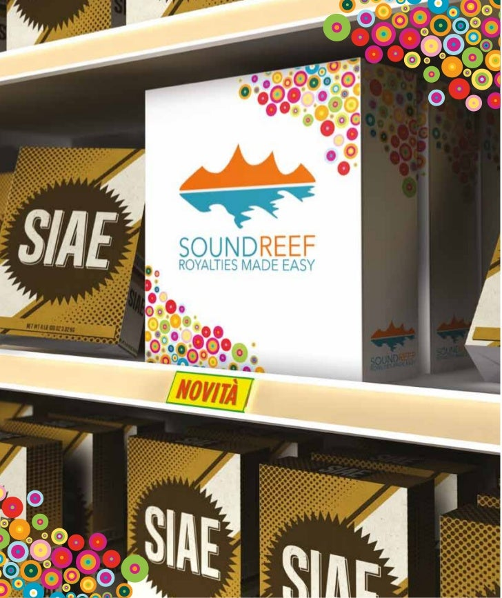 Soundreef SIAE