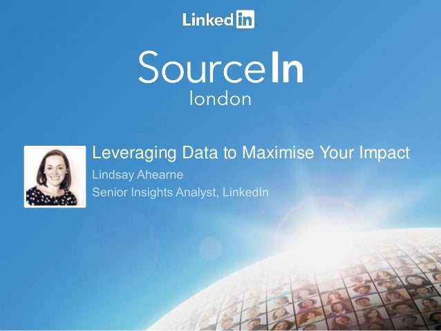 Source In London; Big Data for Recruiting