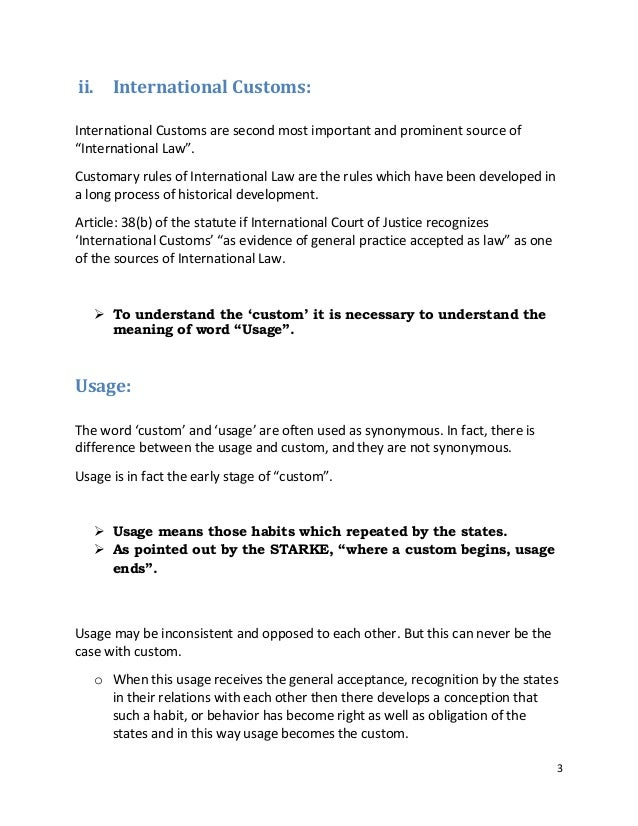 Importance of law essay