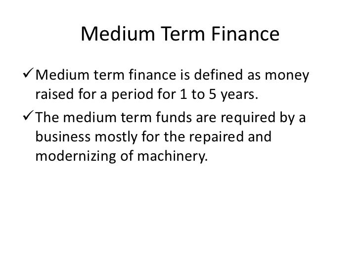 Corporate finance term papers