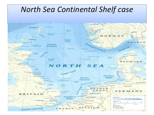 north sea case summary The deployment of an azimuthal resistivity tool for geosteering - a case study from the foinaven field (north sea) martin bedrock and darren moody.