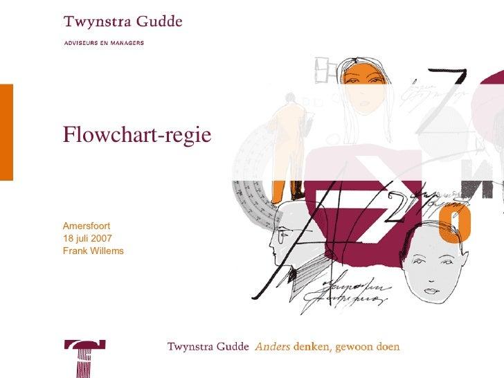 Flowchart-regie