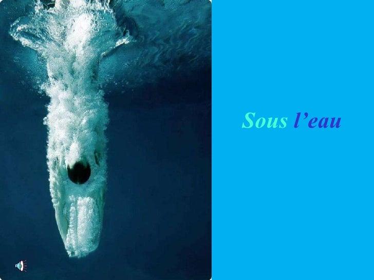 Sous l _-eau