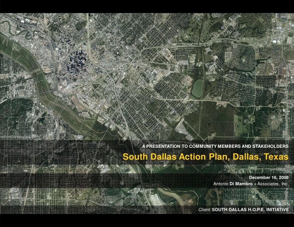 South dallas-action-plan-slides-1-10