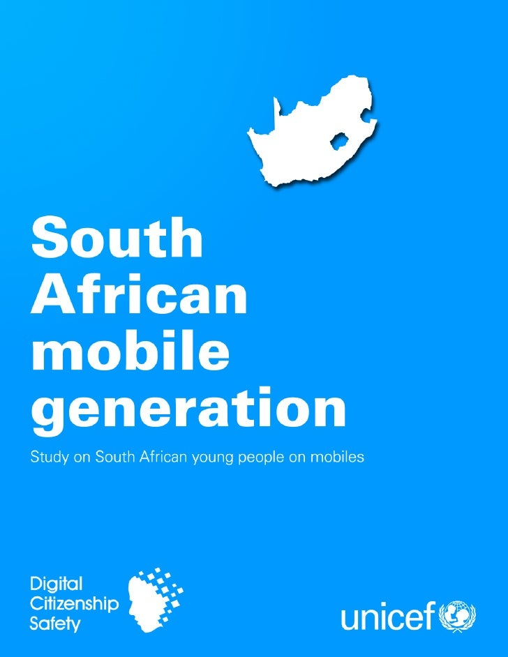 South african mobile generation