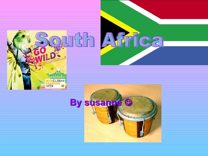 By susanne   South Africa