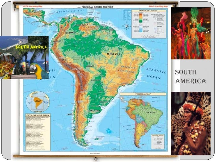 Project on South America