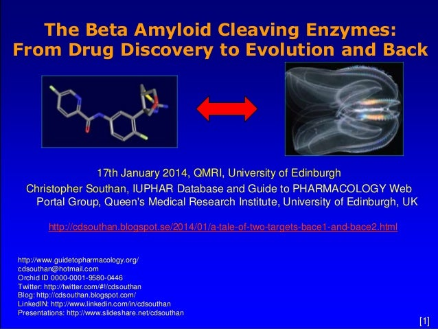 The Beta Amyloid Cleaving Enzymes: From Drug Discovery to Evolution and Back