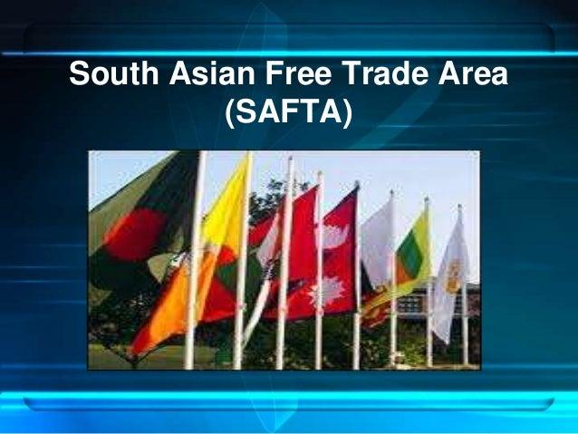 South  asian  free _trade_ area (safta)