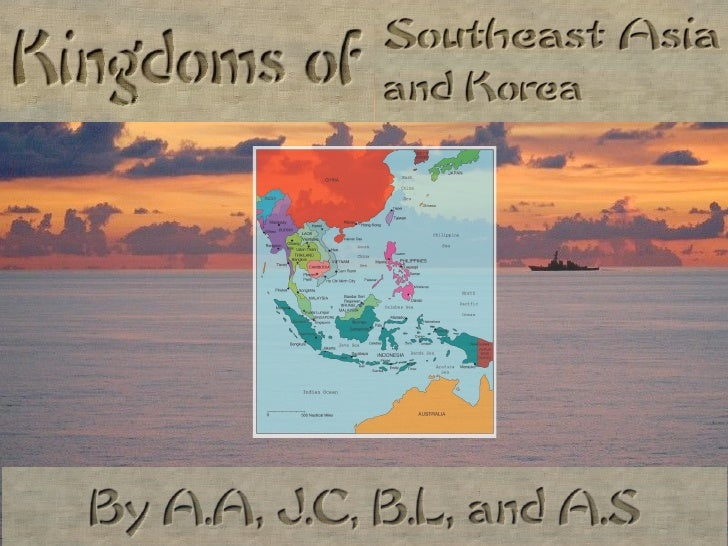 Southeast Asian influences have been affecting regions of the world throughout history. Ever since a particular time, begi...