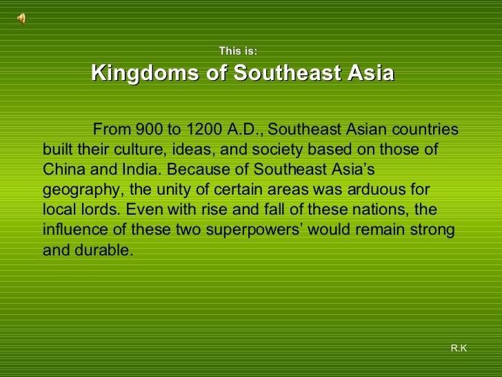 Southeast Asia Pro 2