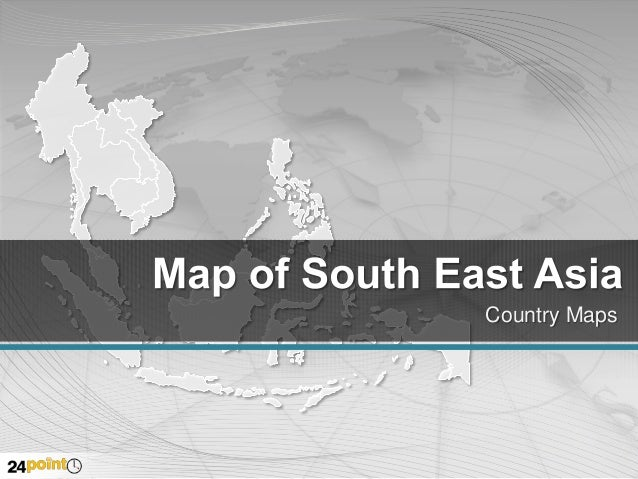 South East Asia PowerPoint Map
