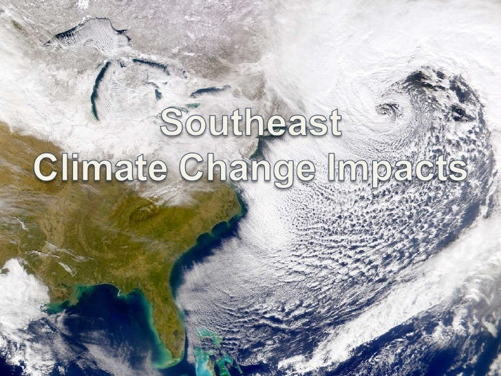 Southeast Interactions: Biodiversity, Ecology & Climate Change