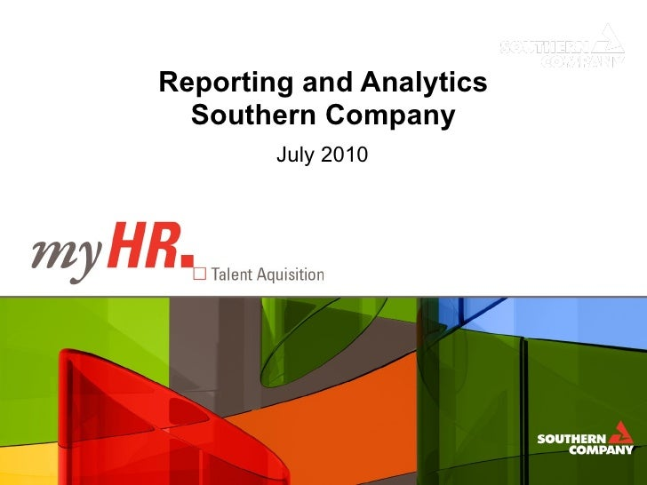 Best Practices in Recruiting Analytics from Southern Company