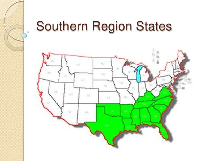Southern Region States