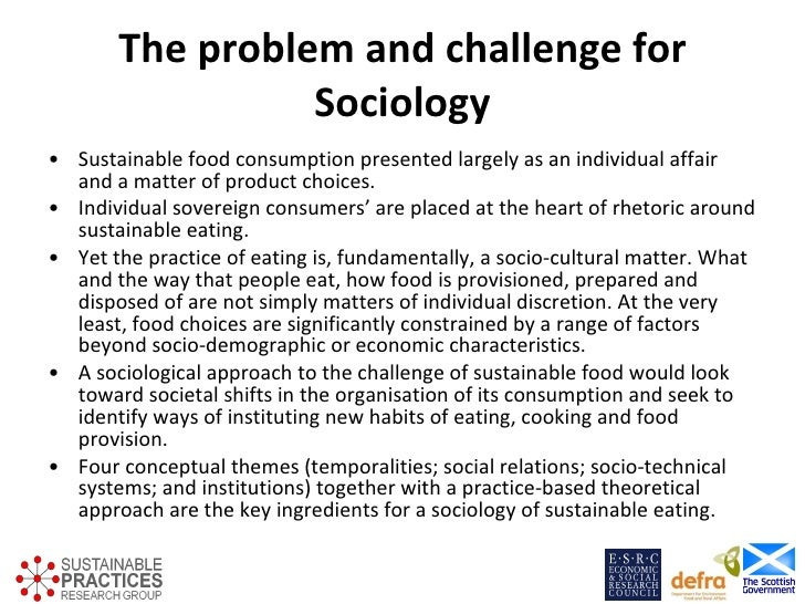challenges of sociological research