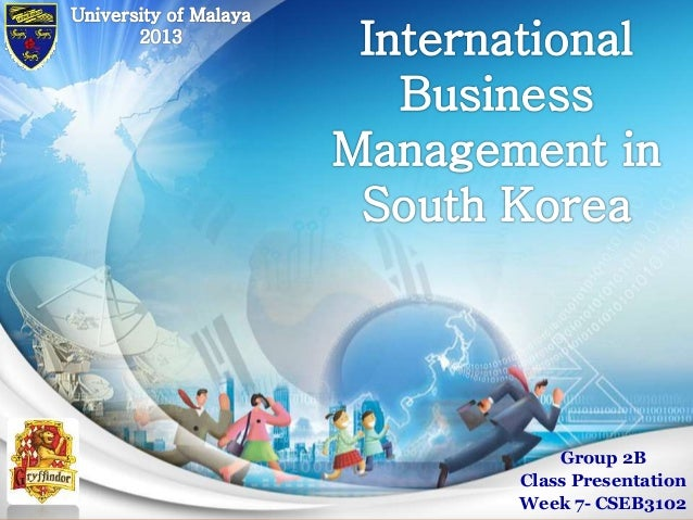 south korea international business essay Read this free social issues research paper and other term papers, research papers and book reports south korea international business analsis p image result for samsung part a: swot analsis and recommendations a swot analysis, in regard to samsung, is responsible.