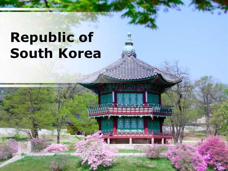 Republic ofSouth Korea