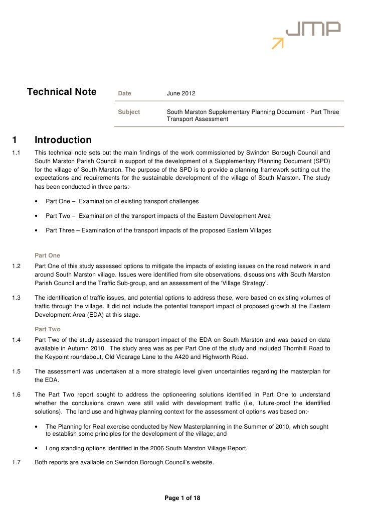 Technical Note                  Date               June 2012                                      Subject            South...