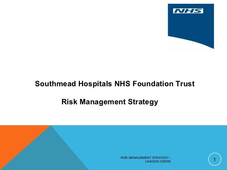 Southmead Hospital Presentation