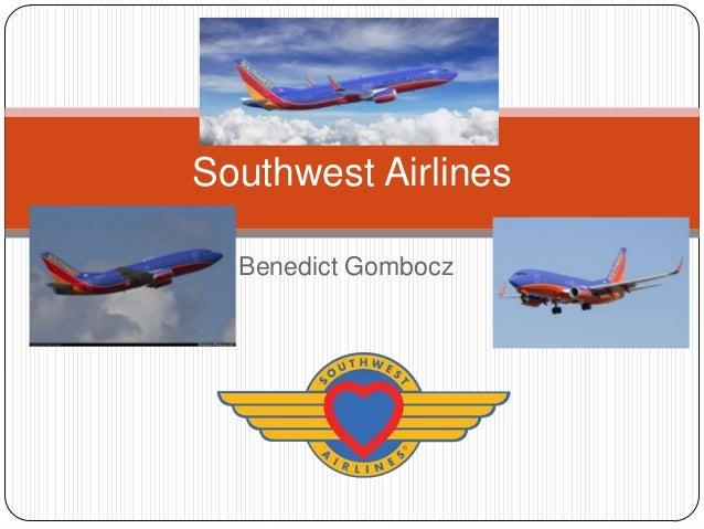 Southwest Airlines Benedict Gombocz