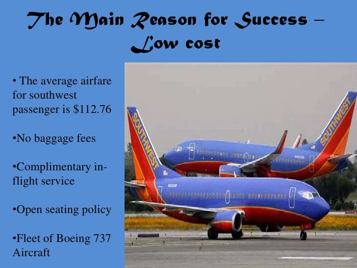 southwest airlines 7 essay Travel tools we are currently accepting air reservations through november 3, 2018 with southwest airlines rapid rewards, the more you fly.