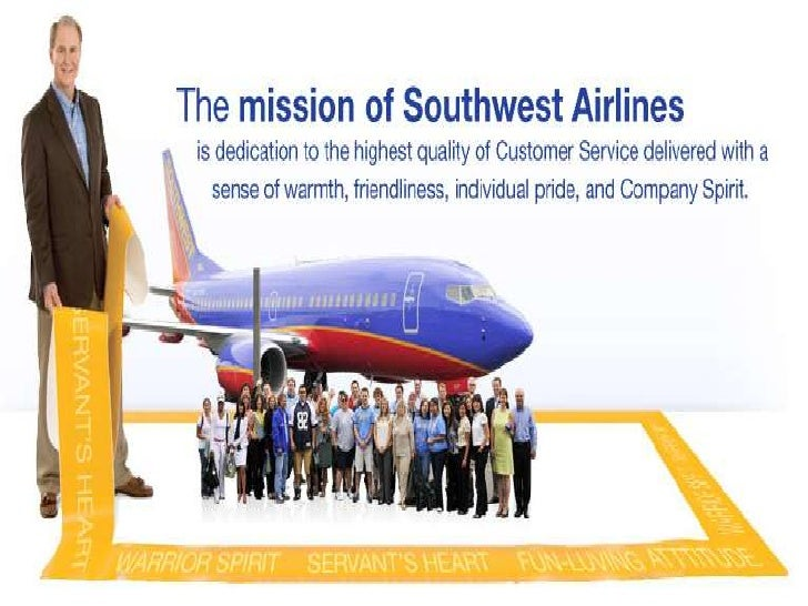 thesis southwest airlines Airline industry overview  • 100 cerficated passenger airlines operate over 11  – southwest – airtran.