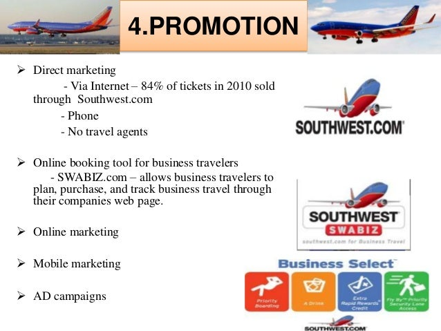 southwest airline tickets prices