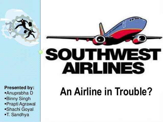 South West Airlines - Change in Leadership