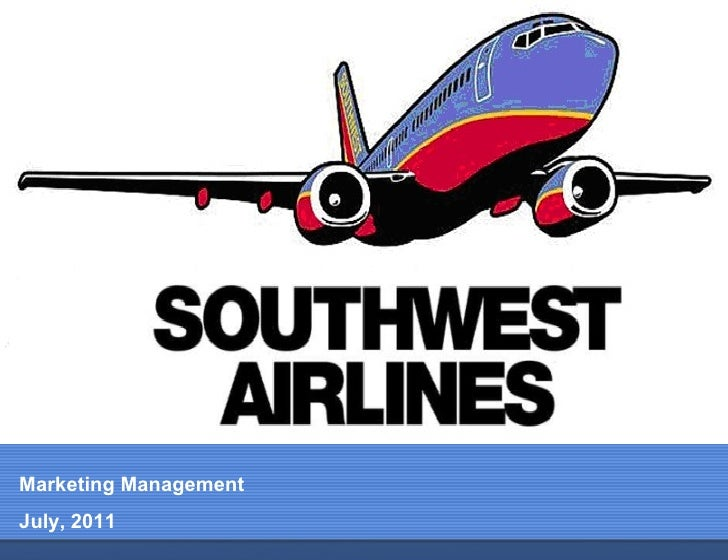 Southwest airlines 4 p report
