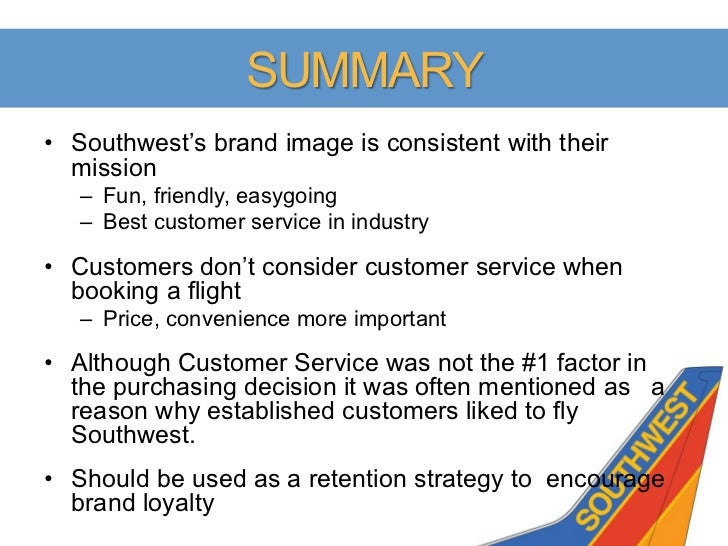 situation analysis of southwest airlines Southwest airlines in 2014: culture, values & operating practices case solution,southwest airlines in 2014: culture, values & operating practices case analysis, southwest airlines in 2014: culture, values & operating practices case study solution, problem statement the profitability of the company had been.