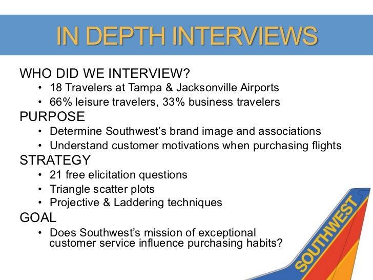 southwest airlines generic strategies Service strategy  southwest airlines  for each of the three generic strategies.