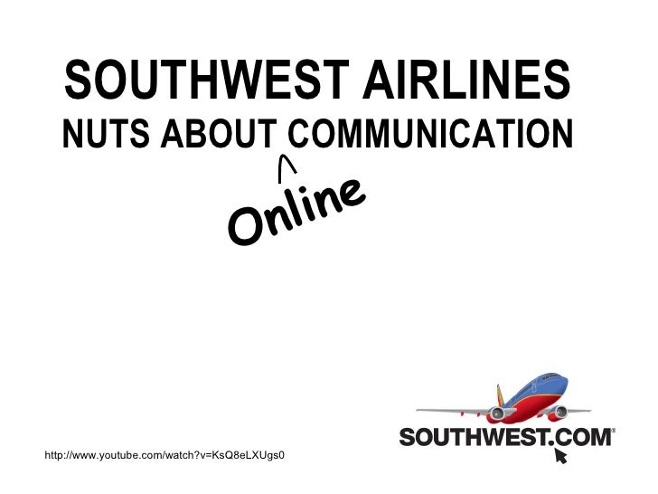 Lessons of Social Meida from Southwest Airlines