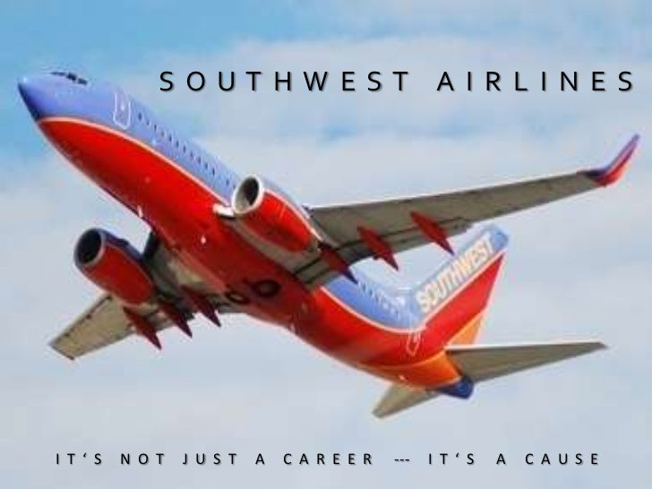 South west airlines school presentation