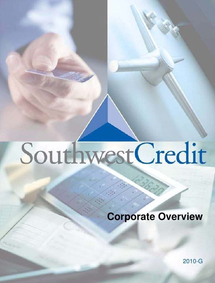 Corporate Overview<br />2010-G<br />